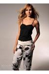 Keiko 3/4 Pants Black