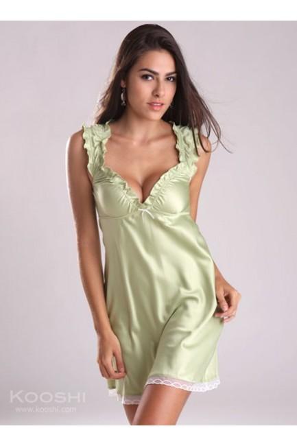 Hady Dress Green