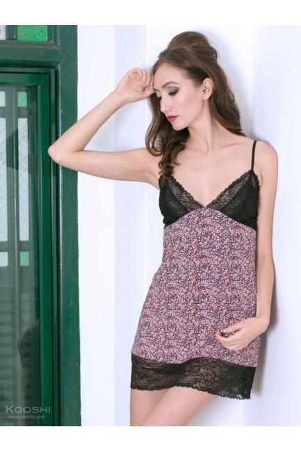 Olive Slip Dress