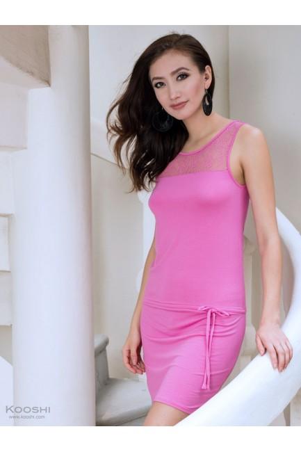Elena Dress Pink