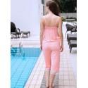 Adriana PJ Set Pink