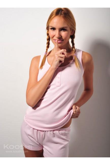 Belinda Shorts Baby Pink