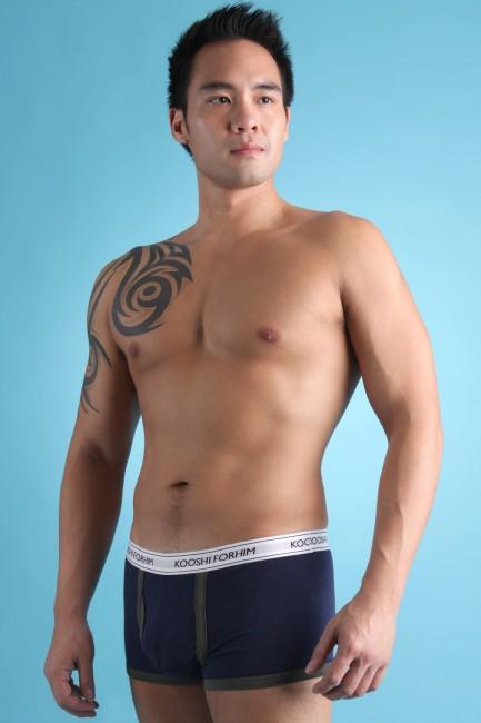 Mens Boxer Navy